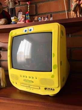 Tv de bob esponja