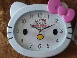 Reloj Hello Kitty de pared grande
