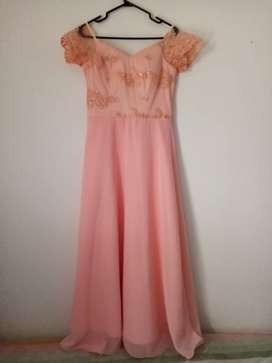 Vestido Elegante rosado
