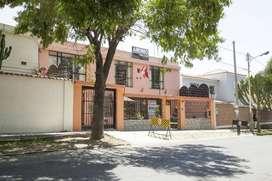Vendo HOSTAL Frente Parque Selva Alegre $ 415,000 negociable