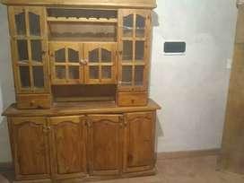 Modular de madera Masisa .