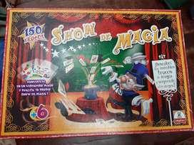 Juego Show de magia 150 trucos
