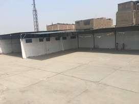 Alquiler de local Industrial con zonificacion I1- Ate