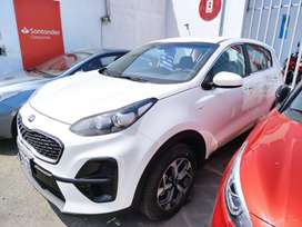 KIA SPORTAGE LX 4X2 PLUS AT 2020