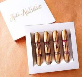 KYLIE CAJA CON 4 LABIALES KOKO KOLLECTION