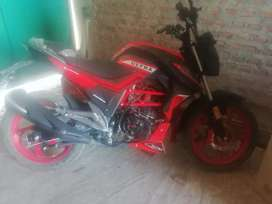 Moto ultra motor 200cc