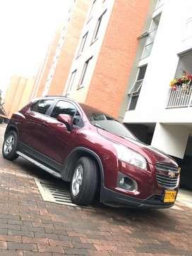 Venta Camioneta Chevrolet tracker 2017 automatica