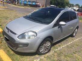 Fiat Punto Essence con Techo el mas full, 83km reales segundo dueño Impecable estado!