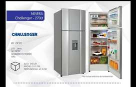 Nevera Challenger 380l nueva