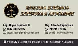 Abogados Estudio Jurídico Espinoza Asociados