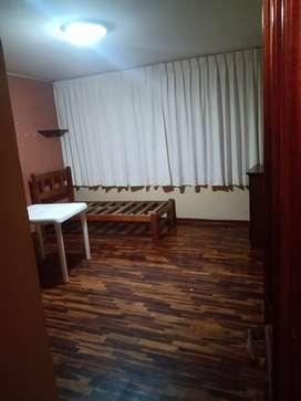 Alquilo habitación san Borja sur con aviación