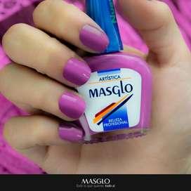 Remate esmaltes Masglo