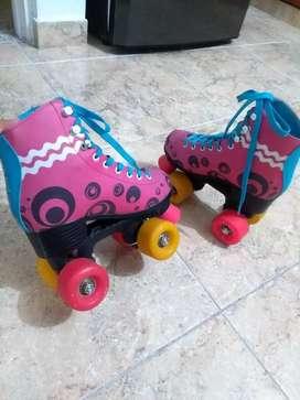 patines soy luna en buen estado