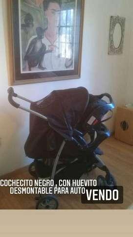 Cochecito Graco+mochila portabb de REGALO