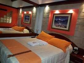 Hotel en venta en la ciudad de Latacunga