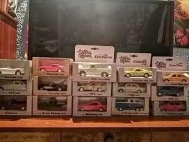 Colección de autos clásicos El Tiempo