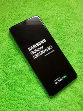Samsung S20 Ultra 5G 10/10 Impecable