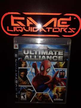 MARVEL ULTIMA ALLIANCE PS3