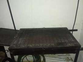 Vendo fogón para asar arepas a carbón