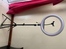 Aro de luz de 36 cm de Diametro
