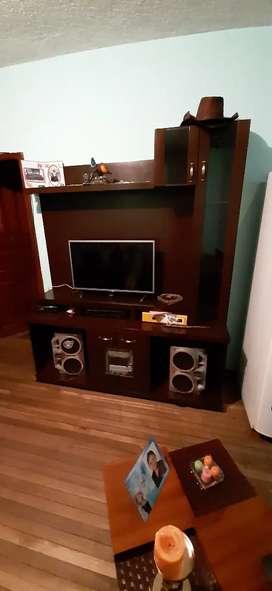 Vendo mueble de entretenimiento