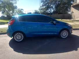 Ford fiesta Kd Titanium 2015 manual unico