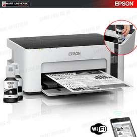 Impresora Epson M1120 Wifi Tinta Continua Monocromatica
