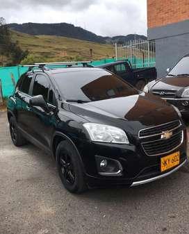 Vendo Chevrolet tracker lt 2014