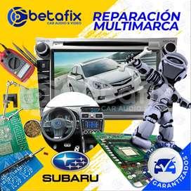 REPARACIÓN DE RADIOS DE AUTO ORIGINALES SUBARU BETAFIX DESDE