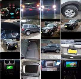 ford escape 2010 full extras