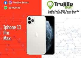 iPhone 11 Pro Max Caja Sellada.