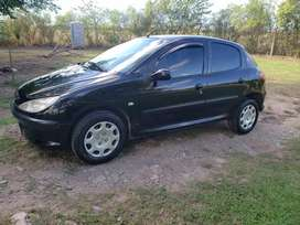Vendo Peugeot 206 1.4 x Line