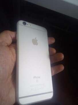 Celular iPhone 6s, 16 Gb Gris Plata, Perfecto, Caja Original