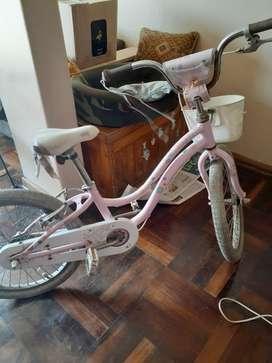 Bicicletas de niña