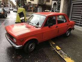 Fiat 128 Europa C 1.1cc Mod 80