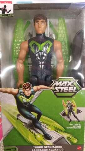 Max steel original Mattel
