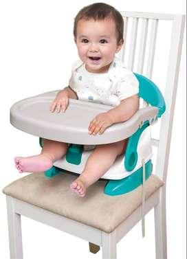 Silla comedor portátil bebé Winfun