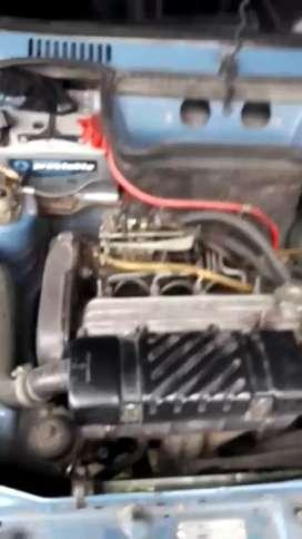 Vendo motor de duna y las 4 ruedas