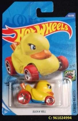 Hot Wheels duck n roll
