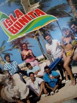 Longo play isla bonita AMERICANO