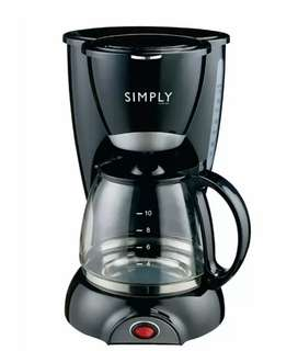 Se vende cafetera SIMPLY TURN ON