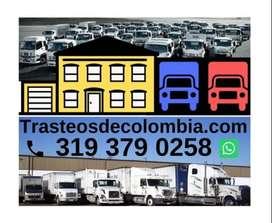 Mudanzas Nacionales y envíos de muebles Medellin Bogota Cali Bucaramanga Costa