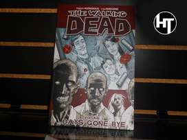 The Walking Dead, Days Gone Bye, Comic, Volumen 1, En Ingles.