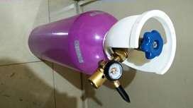 Tanque de helio 2m cúbicos de oportunidad globos con helio
