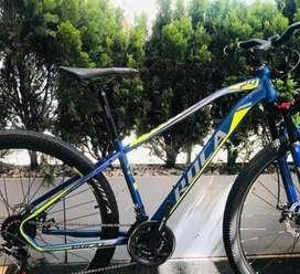 Vendo bicicleta marca ROCA R29 como nueva