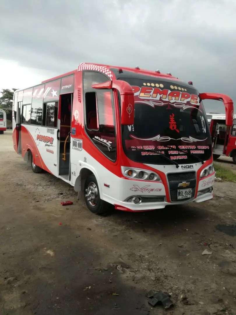 Chevrolet NQR Buseta 35 pasajeros 0