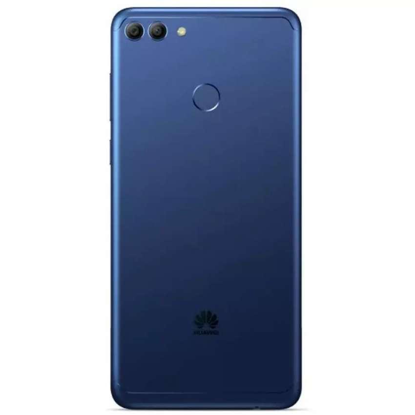 Huawei y9 2018, funciona al 100% 0