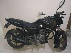 Moto pulsar speed 135