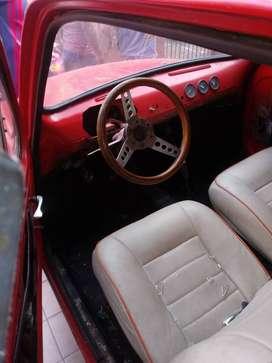 Fiat 600 funcionando