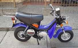 Chappy 1998 Todo Original 9 de 10 moto de colección